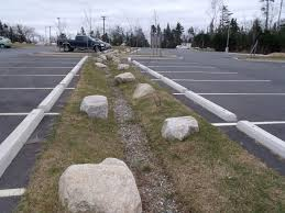 Parking Lot Stormwater Design Stormwater Central Bioswales Stormwater Campus Landscape