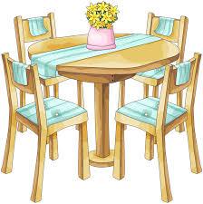 table and chairs clipart. table and chairs clipart