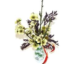 Silk Arrangements For Home Decor Oriental Decor Silk Flower Arrangement Unique Home Decor