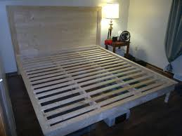 Make Your Own Bedroom Furniture How To Make A Bed Headboard Apartment