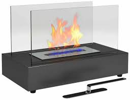 best tabletop fireplace reviews in details