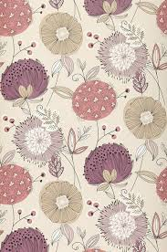 Flower Pattern Wallpaper Cool Eunonia Wallpapers Pinterest Pattern Wallpaper Floral