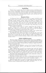 Oregon State. University Bulletin Catalog Issue. Of Phys. Education ...