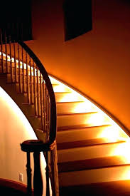 spiral staircase lighting. Staircase Lighting Ideas Outdoor Stair Basement Full Size . Spiral