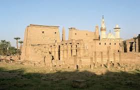Храм Амона Ра в Луксоре Чудеса света луксорский храм