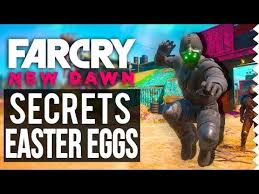 Far Cry 4 Steam Charts Feb 18 Far Cry New Dawn Easter Eggs Reference Splinter Cell