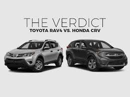 Car Wars: Toyota Rav4 VS. Honda CR-V   Toyota Motors Philippines ...