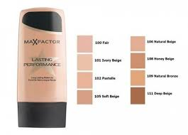 Max Factor Pan Stick Colour Chart Max Factor Pan Stik Creamy Foundation Stick