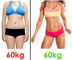 fett muskelaufbau