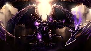 thanatos smite wallpaper
