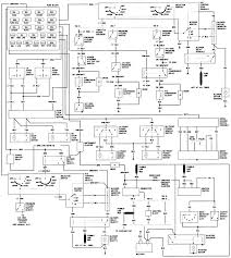 Fig27 1986 body wiring continued for chevy truck diagram