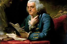 in benjamin franklin wrote an essay about farting vox benjamin franklin deep in thought over the mysteries of flatulence