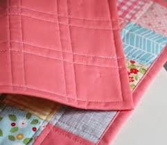 Binding a quilt with the quilt back | Cluck Cluck Sew & And there you go…an easy way to do bindings! If you're a beginner who is  mastering bindings…here's my other tutorial on a Machine Binding a quilt. Adamdwight.com