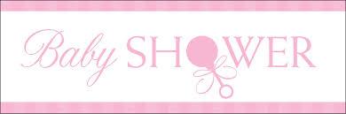 Baby Shower Banner Baby Shower Banner