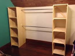Small Bedroom Clothes Storage 17 Best Ideas About No Closet Solutions On Pinterest No Closet