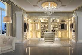 Wall in wardrobe Loft Conversion Archiexpo 10 Things Your Luxury Walkin Wardrobe Must Have