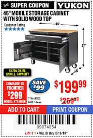 harborfreight tool chest