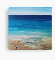 beach scene canvas print on beach scene canvas wall art with beach scene painting mixed media canvas prints redbubble