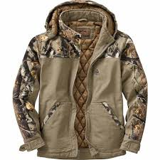 Legendary Whitetails Clothing Size Chart Best Hunting Jackets For 2019 Warm Camo Coats For Cold Weather