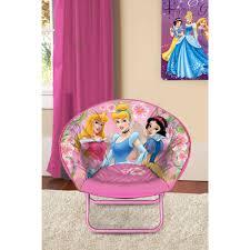 Walmart Living Room Chairs Disney Princess Mini Saucer Chair Walmartcom