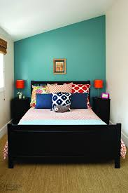 Great For Turquoise Color Scheme Bedroom Small Bedroom Colors Bedroom Color  Ideas Use Artwork As A