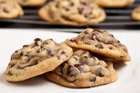 chewy soft chocolate chip cookies