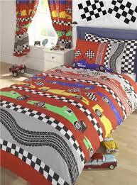 Race Car Quilt Patterns duvet quilt cover set bedding curtains ... & Race Car Quilt Patterns duvet quilt cover set bedding curtains boys racing  car theme Adamdwight.com