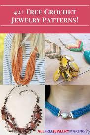 Free Crochet Jewelry Patterns