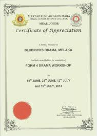 Certificate Of Appreciation Volunteer Work Sample Appreciation Letter Certificate Format For Good Work