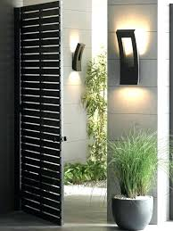 modern outdoor sconces. Modern Outdoor Sconces Sconce Lighting Image Credit Exterior Wall I