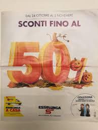 Volantino Esselunga - Sconti fino al 50% Esselunga - ottobre ...