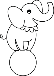 Elephant Face Color Page Elephant Coloring Coloring Pages For Adults