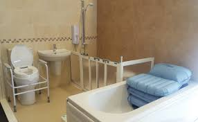 how to create a disabled friendly bathroom yorkshire care equipment