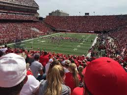 Memorial Stadium Nebraska Section 34 Rateyourseats Com