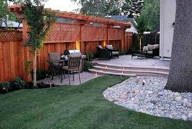 creating privacy in backyard create more traditional patio by inc creating privacy