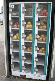 Fruit Vending Machines Interesting FileFruit Vegetable Vending Machine Fukuyama 484848 By