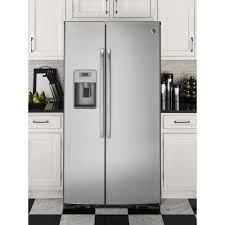 Counter Depth Refrigerator Only Pzs22mskss Ge Profile
