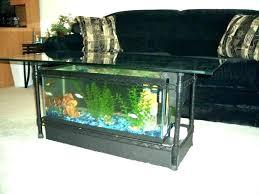 aquarium furniture design. Aquariam Furniture Fish Aquarium Coffee Table Ideal For Interior Decor Living Design