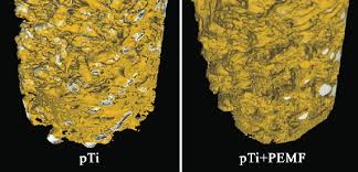 Microstructural Comparison For The Repairing Effects Of Pti