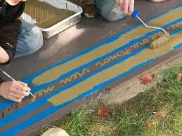 painting patio furniturePainting Metal Outdoor Furniture Video  HGTV