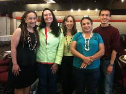 Winnemem Wintu Tribe - Powerful voices for Native rights to maintain  culture: (l to r) Beth Rose Middleton, Gail Small (Cheyenne), Kat Anderson,  Chief Caleen Sisk (Winnemem Wintu), Wesley Leonard (Miami). Presenters