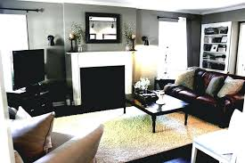 brown furniture n bedroom wall colors what goes dark hall decorating walls curtains go grey sofa