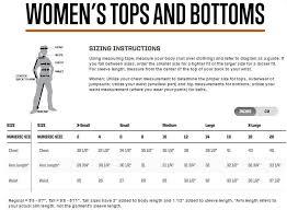 Women S 5 11 Tactical Pants Size Chart 5 11 Womens Taclite Pro Pant