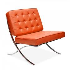 Style Orange Barcelona Chair | Cult UK