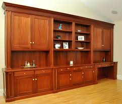 custom made office desks. Custom Built Home Office Furniture Made Desks Sydney Traditional Mahogany Wall Unit E