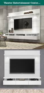 Tv Storage Units Living Room Furniture Theater Entertainment Center 70 Plasma Tv Console Stands White