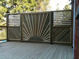 Deck Privacy Wall Designs Deck Privacy Wall Privacy Screen Outdoor Outdoor Privacy