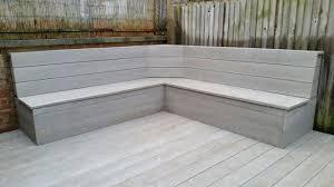 Grey Composite Decking Designs Composite Decking Composite Decking Diy Deck Garden Seating