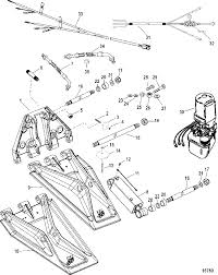 K plane 280s trim tab 842768a01 a03 a04 a05 perfprotech 1985 omc 5 7 liter with est ignition wire diagram