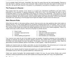 Amazing Basic Resume Objective Images Simple Resume Office